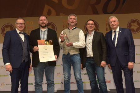Gold beim European Beer Star!